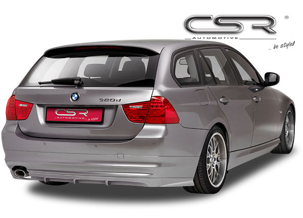 BMW 3 E91 spoiler pod originální zadní nárazník