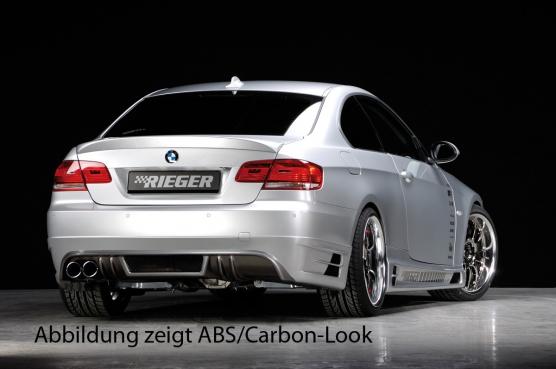 BMW 3 E92/E93 Spoiler pod originální zadní nárazník
