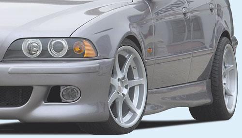 BMW 5 E39 nástavce bočních prahů