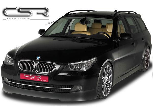BMW 5 E60 Facelift spoiler pod originální přední nárazník