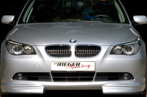 BMW 5 E60/E61 spoiler pod přední nárazník