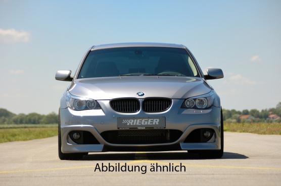 BMW 5 E60 Facelift přední nárazník
