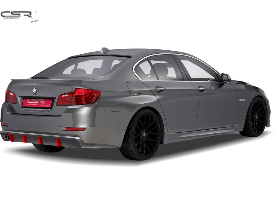 BMW 5 F10/F11 spoiler pod originální zadní nárazník