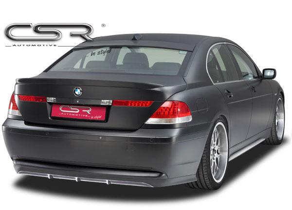 BMW 7 E65/E66 spoiler pod originální zadní nárazník