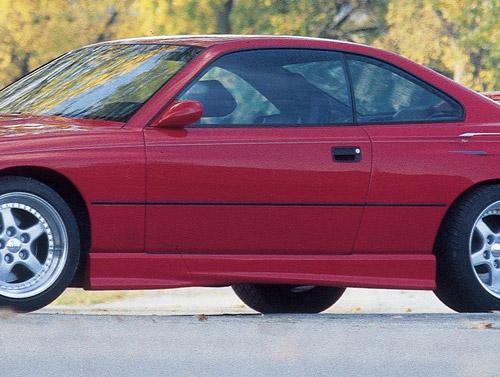 BMW 8 E31 boční nástavce prahů
