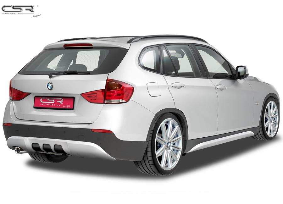 BMW X1 E84 spoiler pod originální zadní nárazník