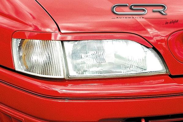 Ford Escort mračítka předních světlometů