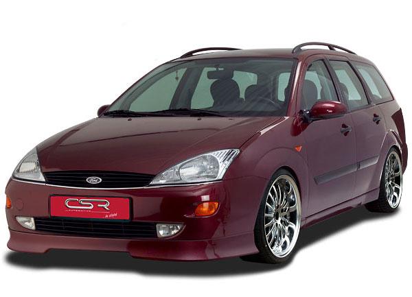 Ford Focus DAW, DBW spoiler pod originální přední nárazník (do r.v.: 2001)