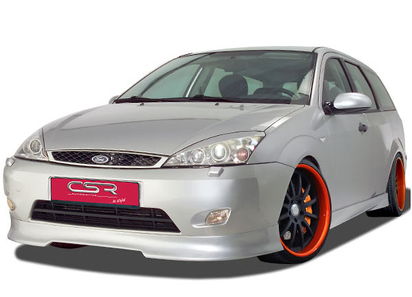 Ford Focus DAW, DBW spoiler pod originální přední nárazník (od r.v.: 2001)