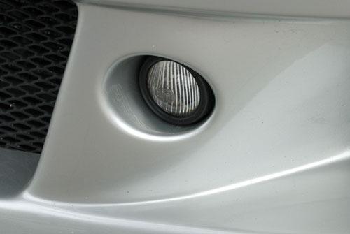 Mlhové světlomety do nárazníku R-RX