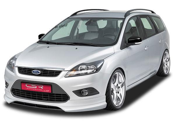 Ford Focus II C307 Facelift spoiler pod originální přední nárazník