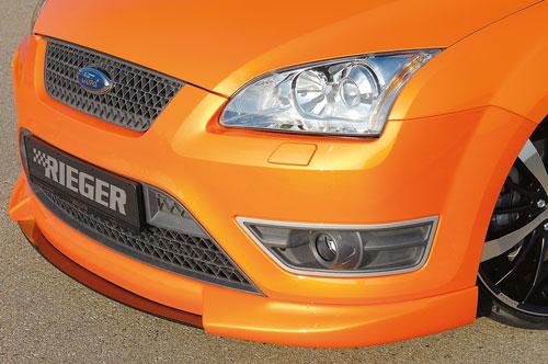 Ford Focus II ST spoiler pod přední nárazník