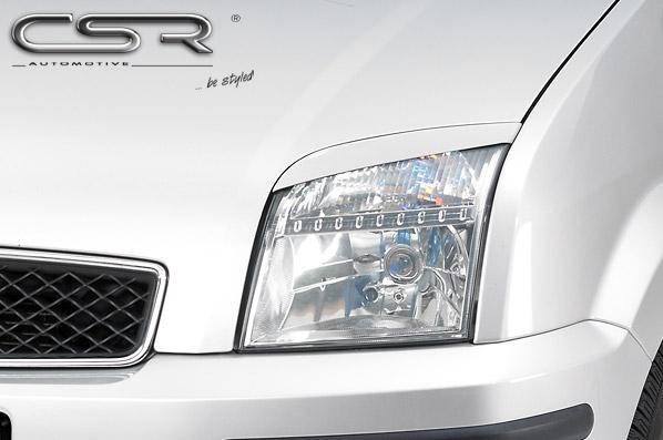 Ford Fusion mračítka předních světlometů