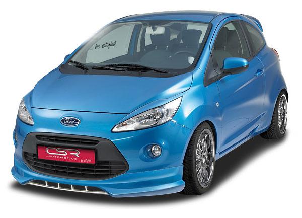 Ford KA spoiler pod originální přední nárazník