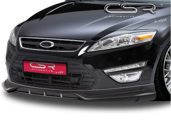 Ford Mondeo BA7 Facelift spoiler pod originální přední nárazník