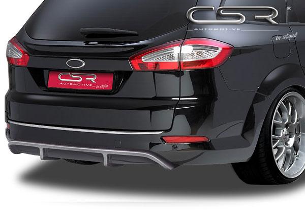 Ford Mondeo BA7 kombi Facelift spoiler pod originální zadní nárazník