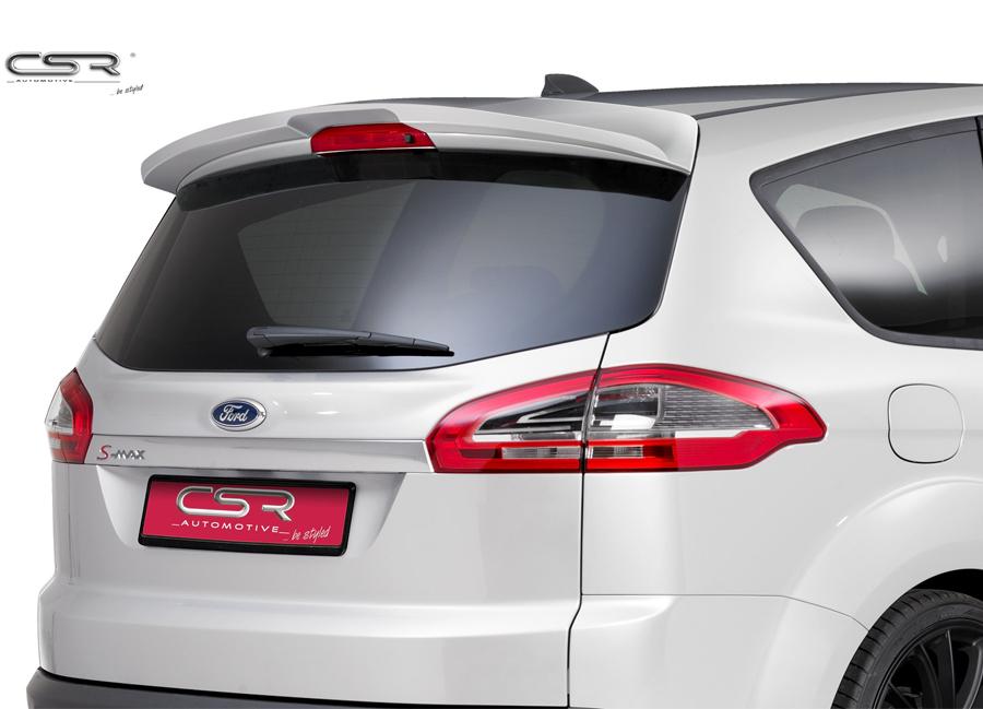 Ford S-Max křídlo nad zadní okno