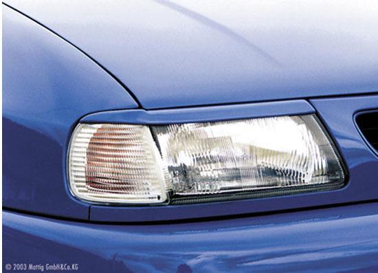 Seat Ibiza 6K mračítka předních světlometů