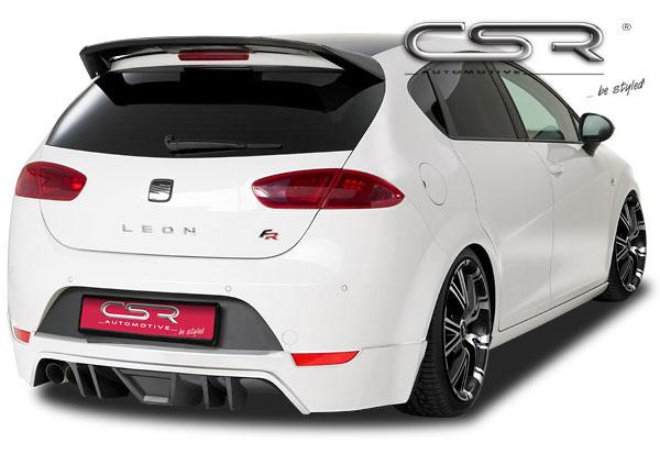 Seat Leon FR - Cupra spoiler pod originální zadní nárazník