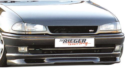 Opel Astra F spoiler pod přední nárazník