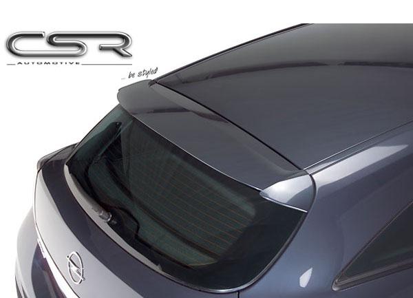 Opel Astra H GTC křídlo nad zadní okno