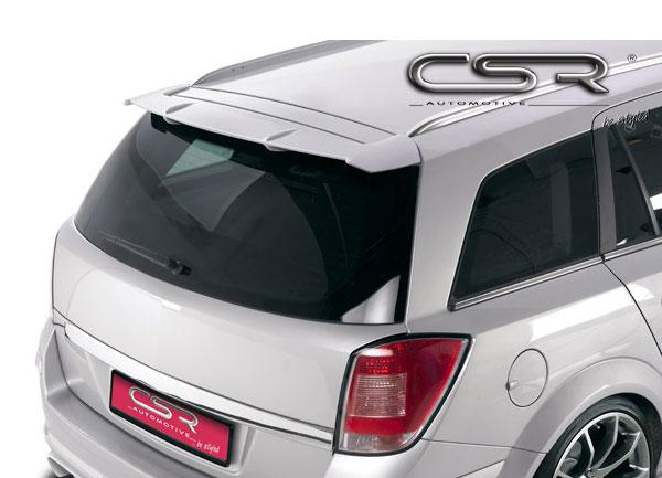 Opel Astra H Caravan křídlo nad zadní okno