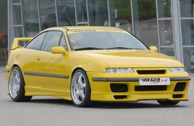 Opel Calibra nástavce bočních prahů