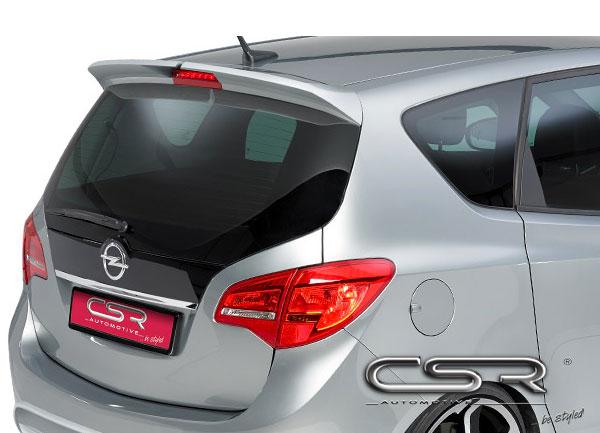 Opel Meriva spoiler nad zadní okno