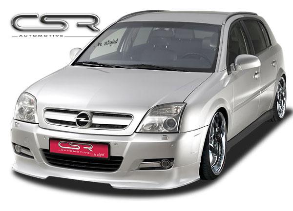 Opel Signum spoiler pod originální přední nárazník