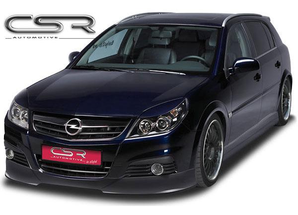 Opel Signum facelift spoiler pod originální přední nárazník