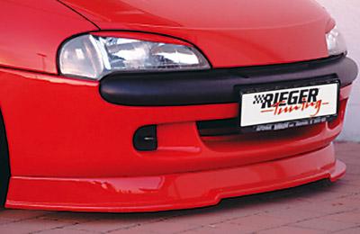Opel Tigra spoiler pod přední nárazník