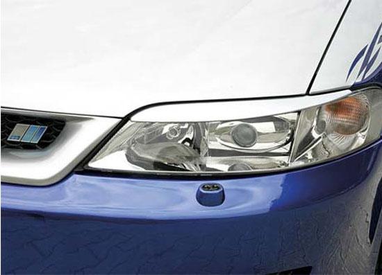 Opel Vectra B facelift mračítka předních světlometů