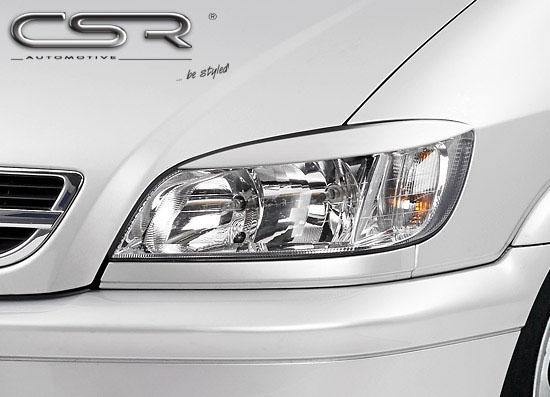 Opel Zafira A mračítka předních světlometů