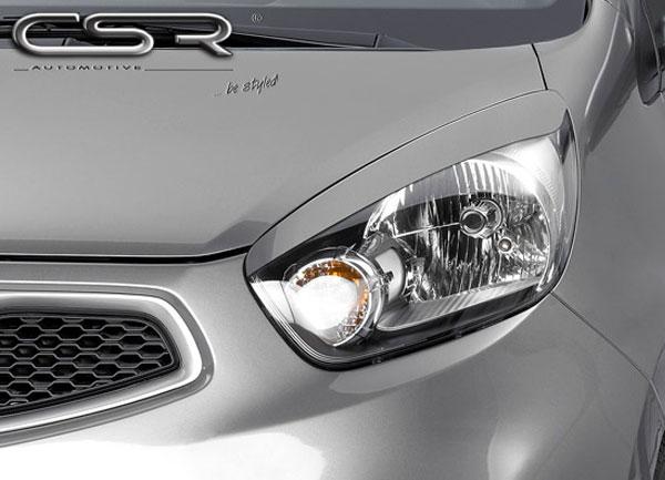 Kia Picanto mračítka předních světlometů