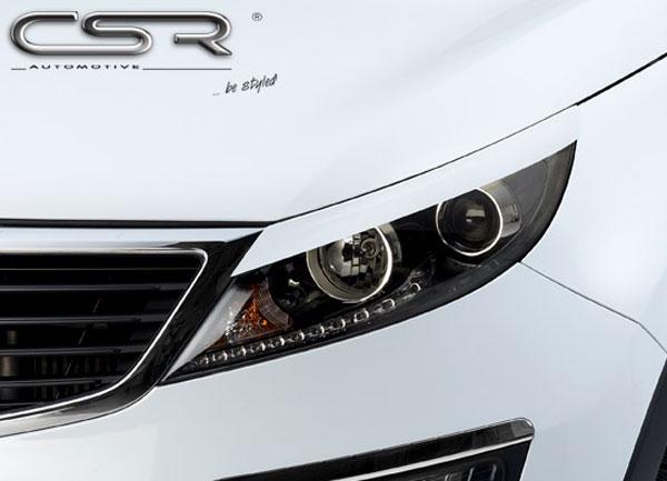 Kia Sportage SL mračítka předních světlometů