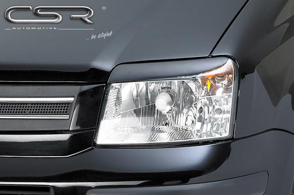 Fiat Panda 169 mračítka předních světlometů