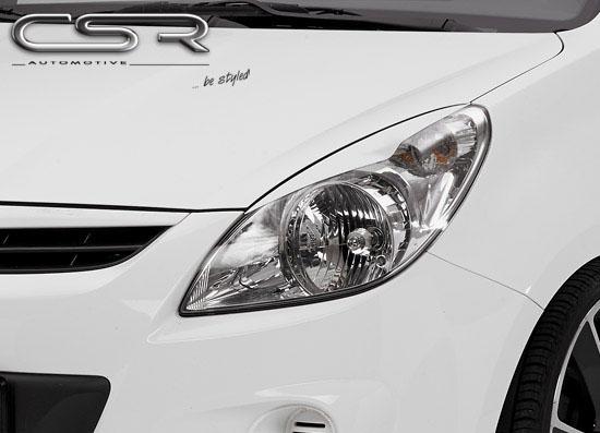 Hyundai I20 mračítka předních světlometů