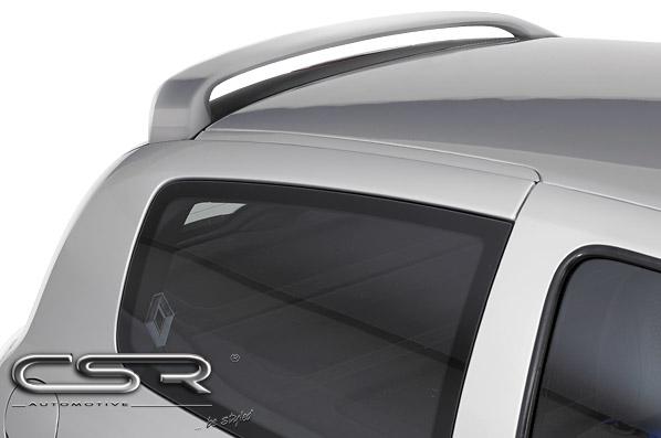 Renault Clio 2 křídlo nad zadní okno
