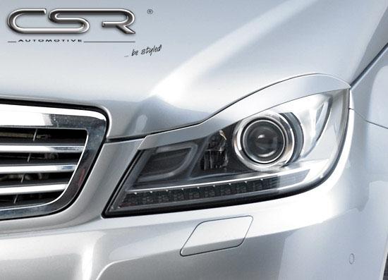 Mercedes Benz C mračítka předních světlometů (pro typ W204, C204 a S204)