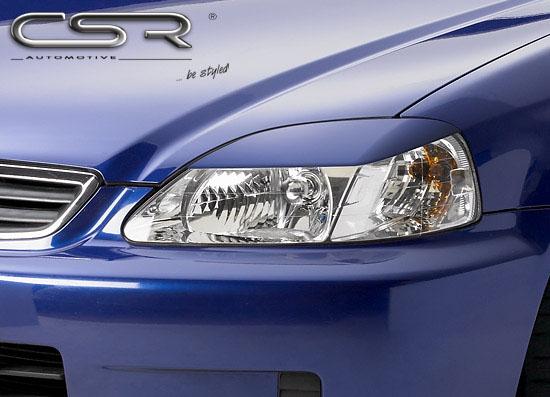 Honda Civic 6 mračítka předních světlometů