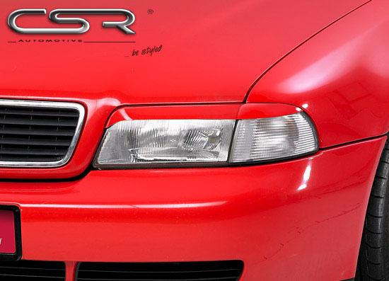 Audi A4 B5 mračítka předních světlometů