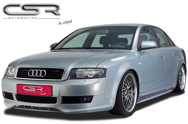 Audi A4 8E spoiler pod originální přední nárazník