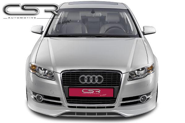 Audi A4 8E Facelift spoiler pod originální přední nárazník