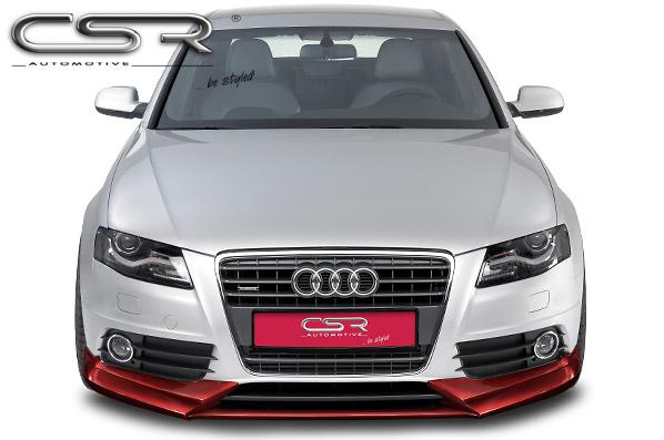 Audi A4 B8 S-Line spoiler pod originální přední nárazník
