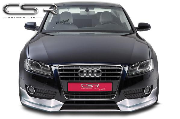 Audi A5 B8 spoiler pod originální přední nárazník