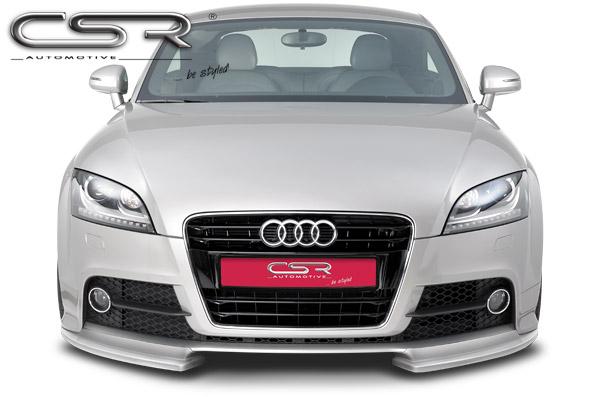 Audi TTS 8J spoiler pod originální přední nárazník