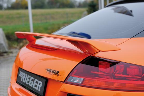 Audi TT 8J RS křídlo