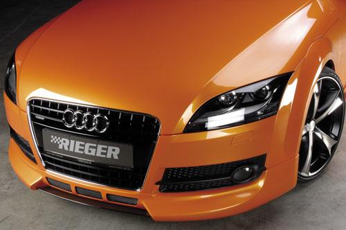 Audi TT 8J spoiler pod přední nárazník