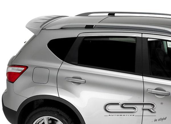 Nissan Qashqai spoiler nad zadní okno
