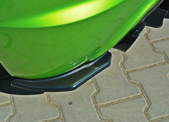 VW Scirocco III R boční nástavce zadního nárazníku (pro rok výroby 2008-2014)